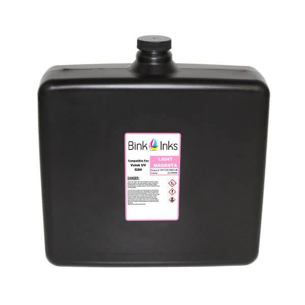 Replacement Bag for Vutek UV Cure 5 Liter Light Magenta