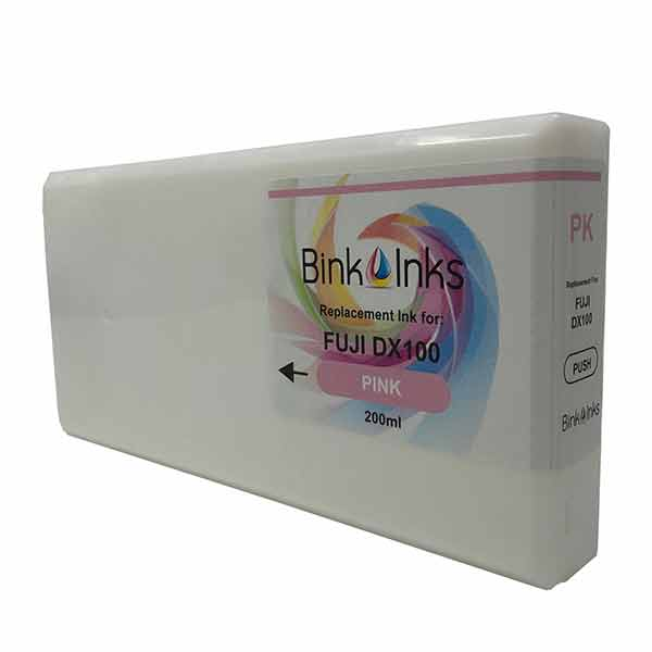 Fuji DX100 Pink