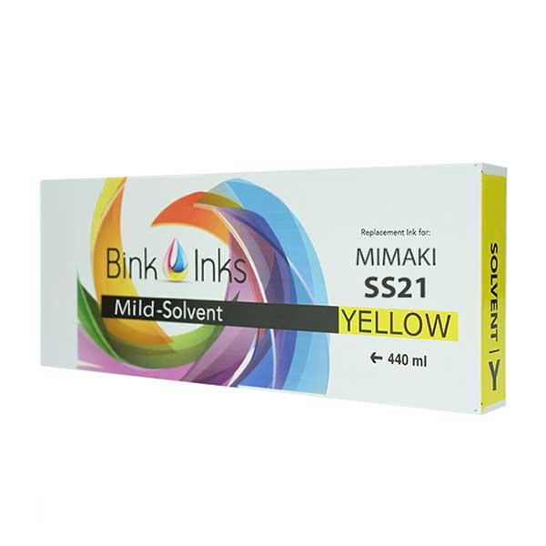 Mimaki-SS21-440mL-Yellow