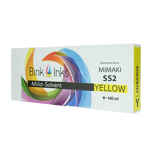 Mimaki SS2 Yellow