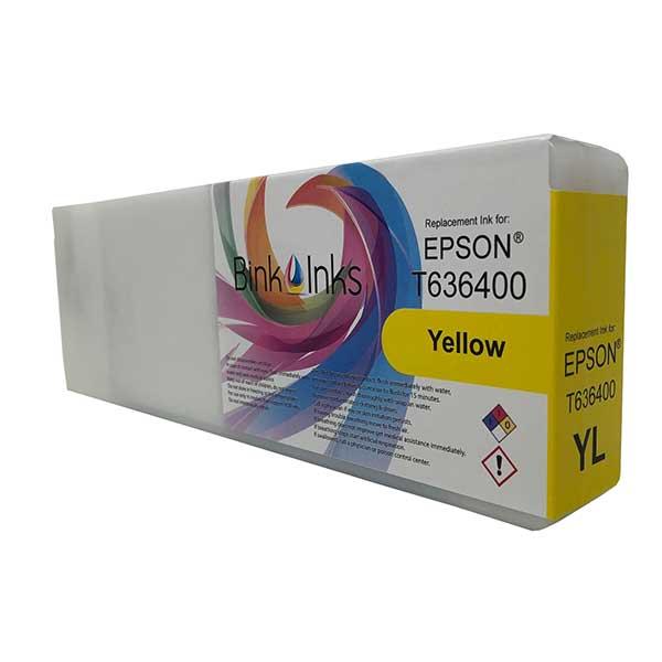 T636 Yellow