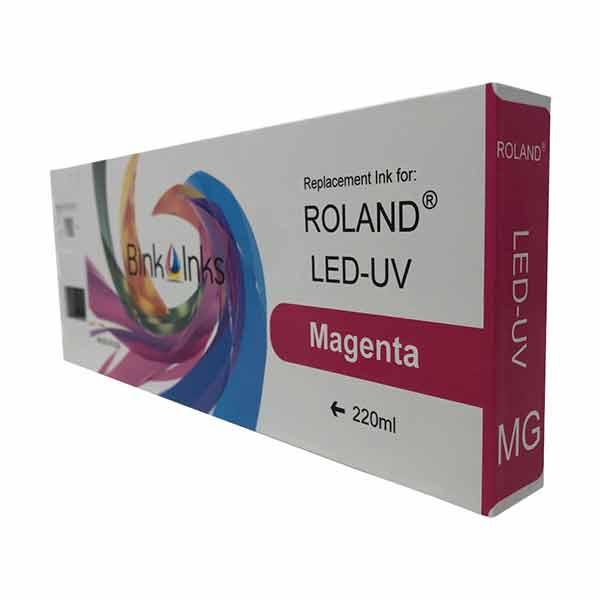 Roland LED UV 220ml Magenta_220